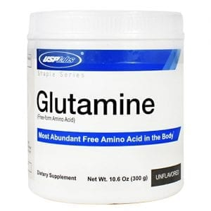 USP Labs GLUTAMINE POWDER 300g 60/S