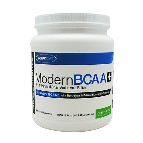USP Labs MODERN BCAA+ GREEN APPLE 30/S