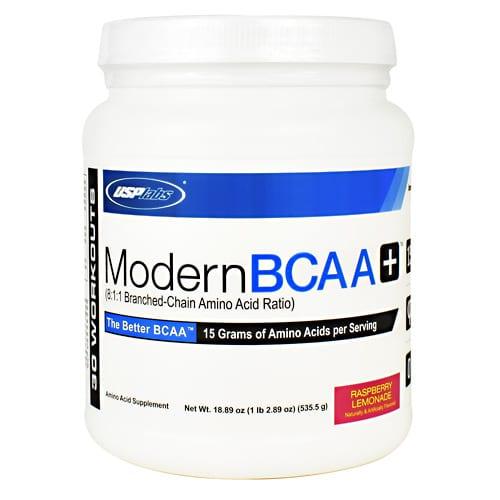 USP Labs MODERN BCAA+ RASP LEMON 30/S