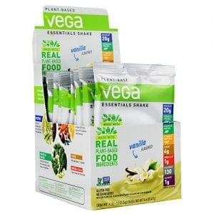 Vega ESSENTIALS PLANT PRTN VAN 12/B
