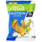 Vega PROTEIN CRISP GARLIC & HRB 12/
