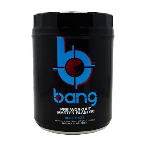 VPX BANG MASTER BLUE RAZZ 20/SERV