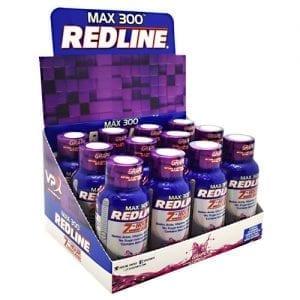 VPX REDLINE MAX300 GRAPE 2.5oz24/