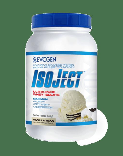 IsoJect-Vanilla Bean