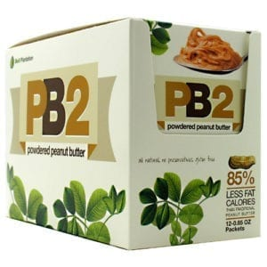 Bell Plantation PB2 POWDER PEANUT BUTTER 6.5oz