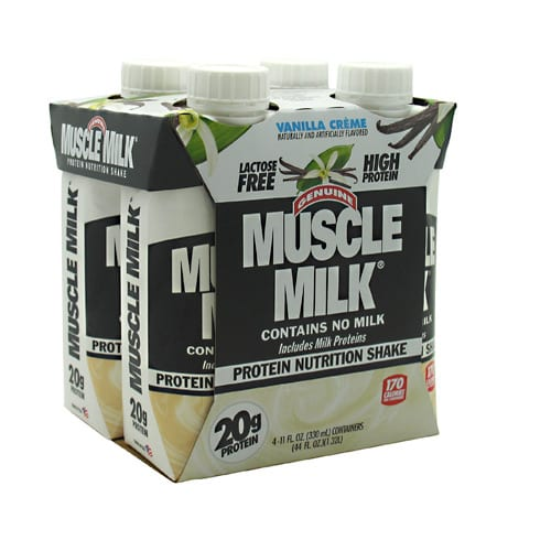 Cytosport MM 100CAL RTD VAN 11oz 12/C