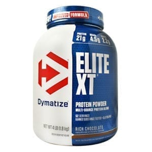Dymatize ELITE XT CHOCOLATE 4LB