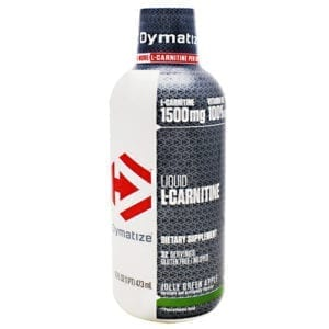 Dymatize LIQ L-CARN 1500 GRN APPLE 16oz
