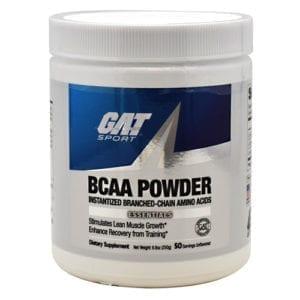 GAT BCAA POWDER 50/SERVINGS