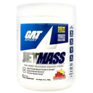 GAT JETMASS STRWBRY LEMONADE 30/S