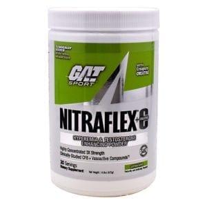 GAT NITRAFLEX+CREATINE LMN LME 30/