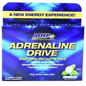 MHP ADRENALINE DRIVE PPMNT CD 20ct
