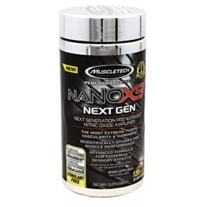 Muscletech PERFORM NANOX9 NEXT GEN 120