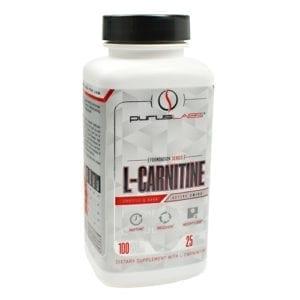 purus labs l-carnitine