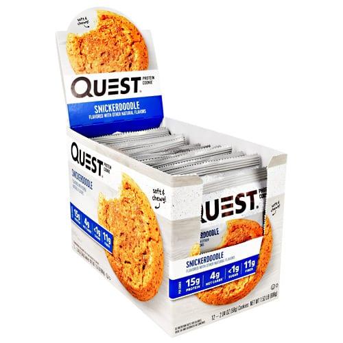 Quest Nutrition QUEST COOKIE SNICKRDL 12/ DISC