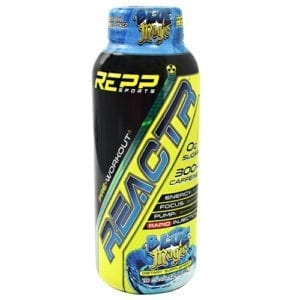Repp Sports REACTR RTD BLUE MAGIC 10oz 12/