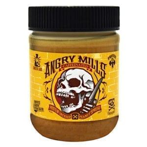 sinister labs angry mills peanut spread