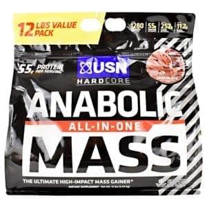 Usn ANABOLIC MASS CHOC 12LB