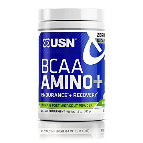 Usn BCAA+AMINOS GREEN APPLE 30/SRV