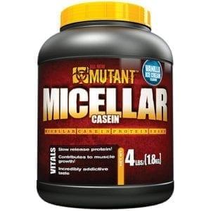 Micellar-Casein-Vanilla Ice Cream