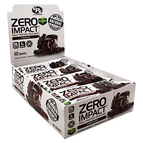 VPX ZERO IMPACT BAR CHOCOLATE 12/B