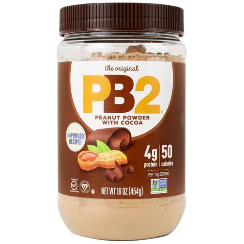 Bell Plantation PB2 POWDER PB W/CHOC 1LB JAR