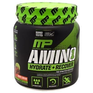 MusclePharm AMINO 1 SPORT CHERRY LIME 30/