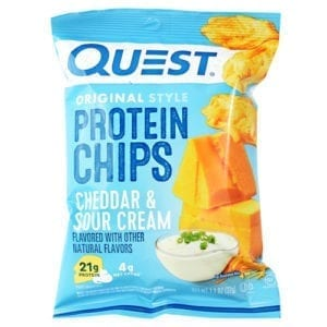 Quest Nutrition QUEST PROTEIN CHIPS CHDR SCR8/