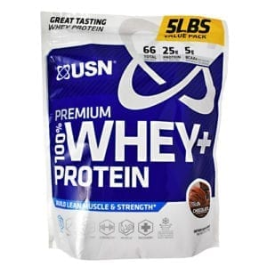 usn 100% whey + protein