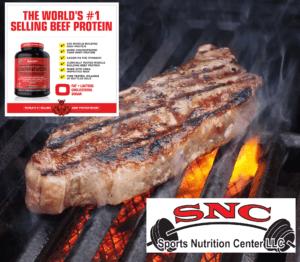 carnivor beef protein steak image