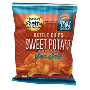 good health natural foods kettle chips