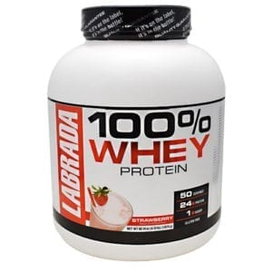 labrada nutrition 100% whey protein