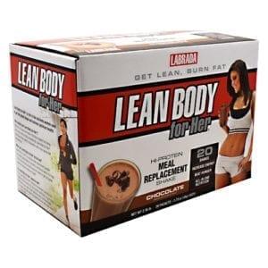 Labrada Nutrition LEAN BODY FOR HER CHOC 20/PK