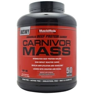muscle meds carnivor mass