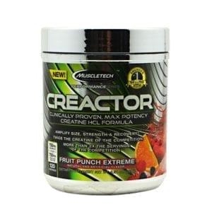 Muscletech CREACTOR FRUIT PUNCH 120/SERV