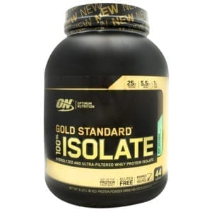 Optimum Nutrition GS ISOLATE MINT BROWNIE 1.6LB