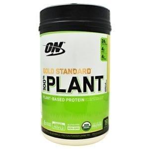 optimum nutrition 100% plant protein