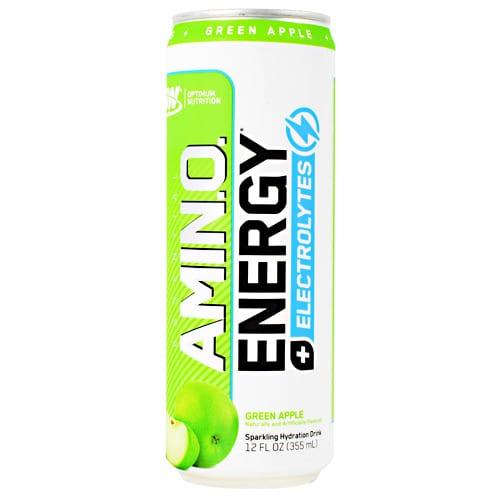 optimum nutrition amino energy + electrolytes rtd