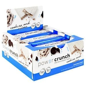 power crunch power crunch
