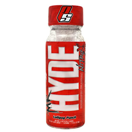 Pro Supps MR HYDE RTG NITRO X PUNCH 12/C