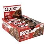 Quest Nutrition QUEST BAR CHOC BRWNIE 12/BOX