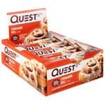 Quest Nutrition QUEST BAR NAT CINN ROLL 12/BX