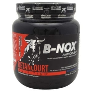 betancourt nutrition b-nox
