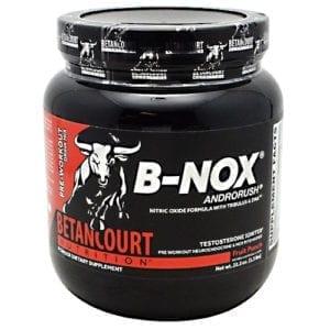 Betancourt Nutrition B-NOX ANDRORUSH FRUIT PUNCH 35