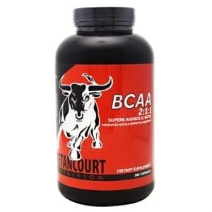 betancourt nutrition bcaa 2:1:1 ratio