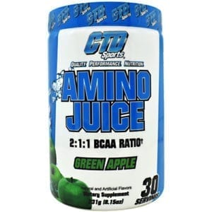 CTD Labs AMINO JUICE GREEN APPLE 30/S