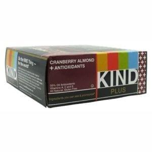 kind snacks kind plus antioxidants