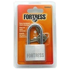 master lock fortress padlock
