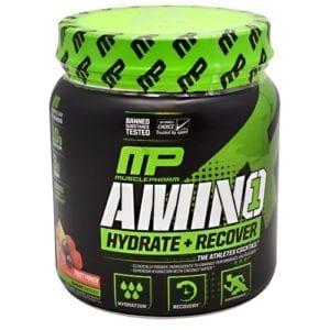MusclePharm AMINO 1 SPORT FRUIT PUNCH 30/S
