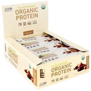musclepharm organic protein bar